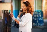 Коломбиана звонит своему парню