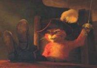 Коту в сапогах есть о чем рассказать