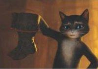 Коты отдельно, сапоги отдельно