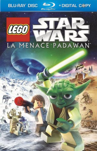 Лего звездные войны падаванская