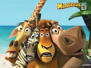 Мультфильмы серии Мадагаскар