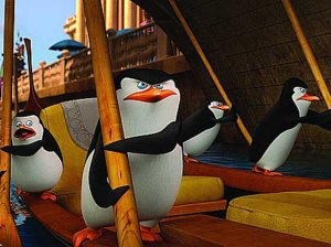 Трейлер «Пингвинов Мадагаскара»