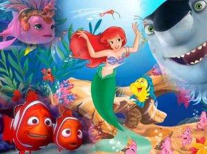 Мультфильмы про рыб