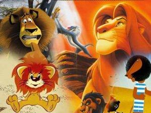 Мультфильмы про львов
