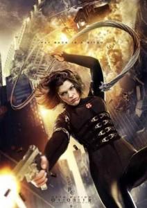 Обитель зла: Возмездие стала лидером российского кинопроката